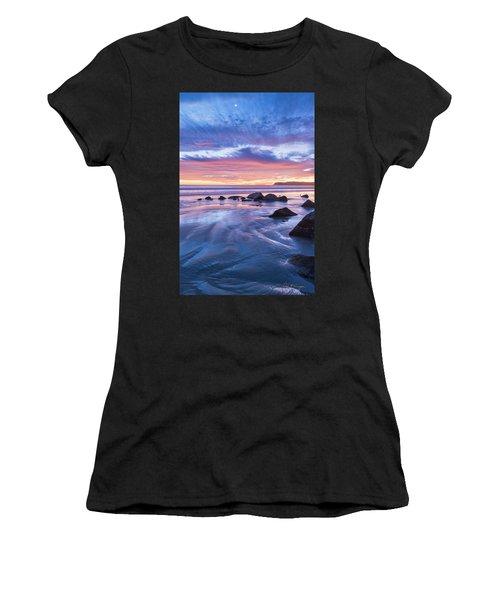 Moon Above Women's T-Shirt