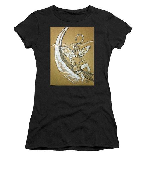 Moon Fairy Women's T-Shirt