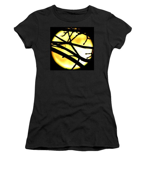 Moon Iv Women's T-Shirt (Athletic Fit)