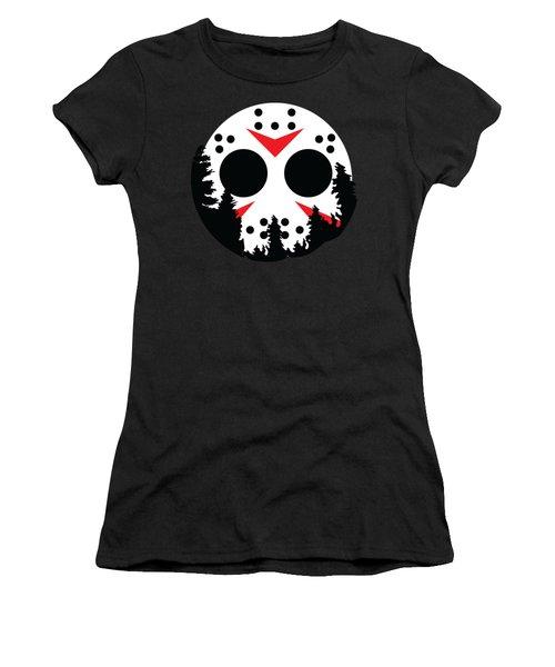 Moon Jason Women's T-Shirt (Athletic Fit)