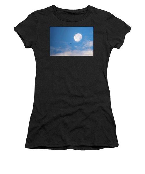 Moon Set Women's T-Shirt