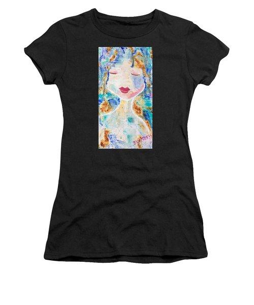 Moonbeam Women's T-Shirt (Athletic Fit)