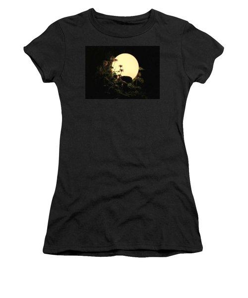 Moonglow Thistles Women's T-Shirt