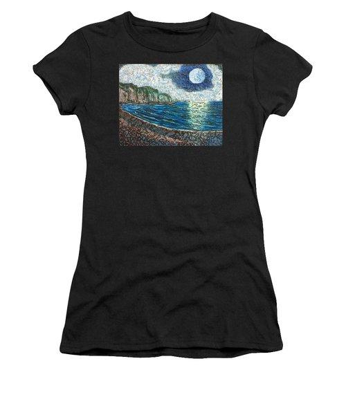 Moonlight In Pourvill Women's T-Shirt