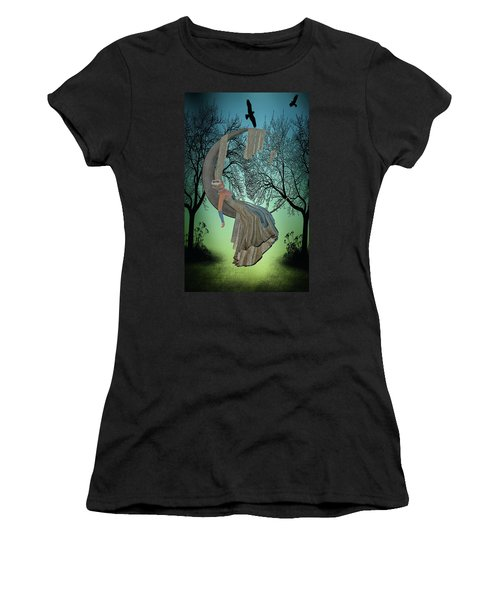 Moonstruck Women's T-Shirt (Athletic Fit)