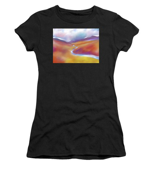 Moors And Mountains Women's T-Shirt