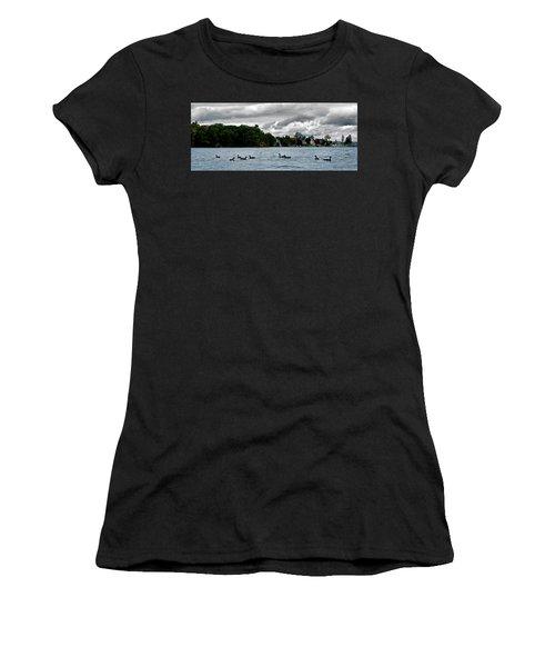 Moose Beach Point Women's T-Shirt