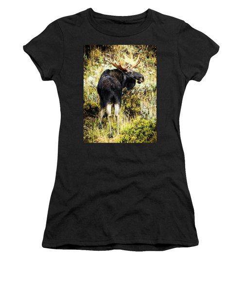 Moose Women's T-Shirt