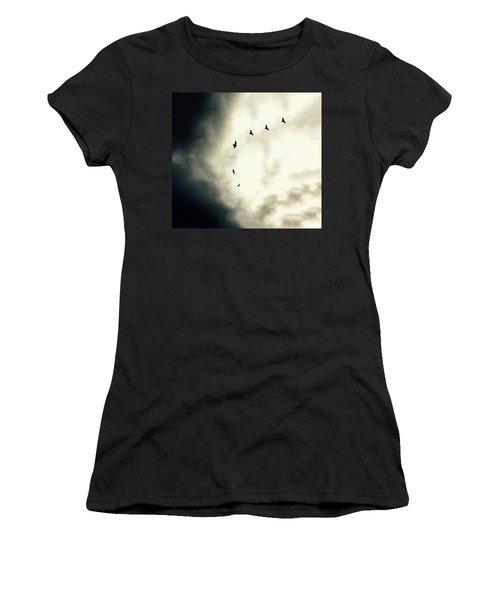 Big Sky Crows Women's T-Shirt