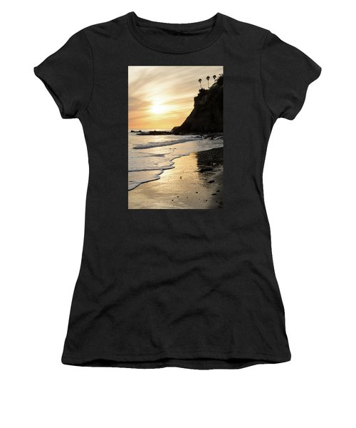 More Mesa Sunset West Women's T-Shirt (Athletic Fit)