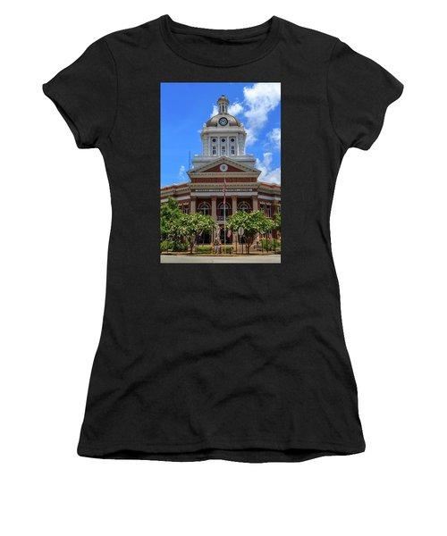 Morgan County Court House Women's T-Shirt
