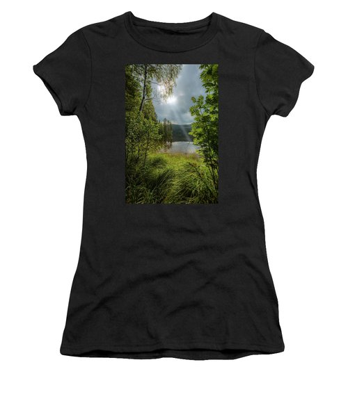 Morning Breath Women's T-Shirt (Athletic Fit)