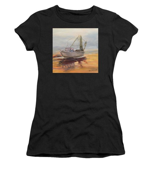 Morning Catch Women's T-Shirt (Athletic Fit)