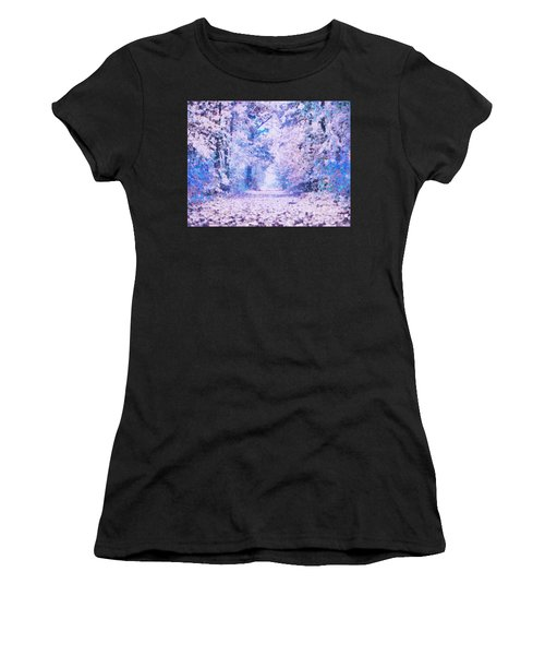 Morning Fantasy Forest Impressions Women's T-Shirt