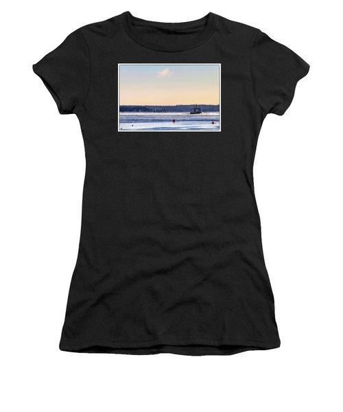 Morning Ferry Women's T-Shirt