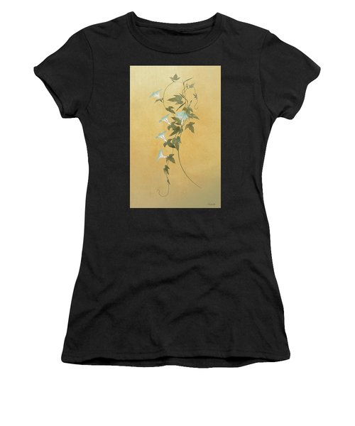 Morning Glories Women's T-Shirt (Athletic Fit)