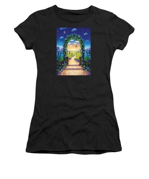 Morning Glory - Awaken To Magic Women's T-Shirt
