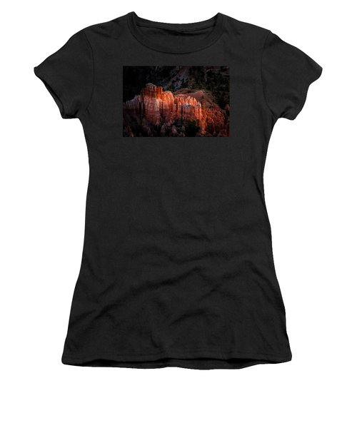Morning Glow Women's T-Shirt (Athletic Fit)