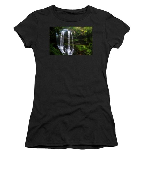 Morning In The Mist Women's T-Shirt (Athletic Fit)