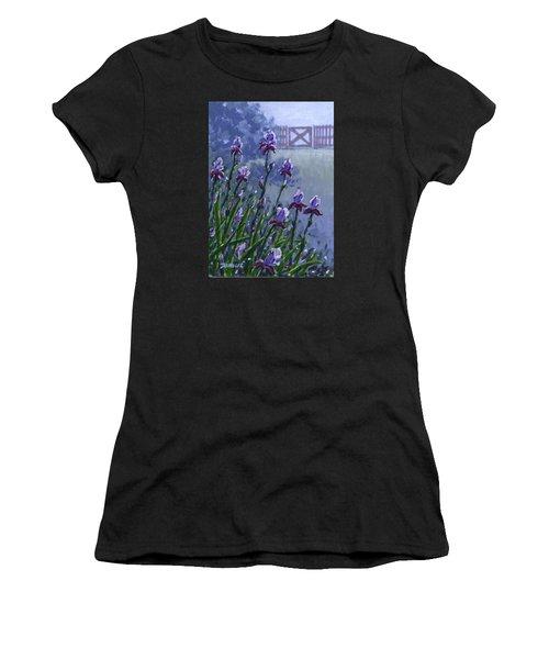 Morning Iris Women's T-Shirt