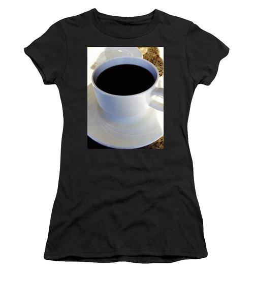 Morning Joe Women's T-Shirt (Athletic Fit)