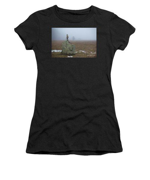 Morning Meditation Women's T-Shirt