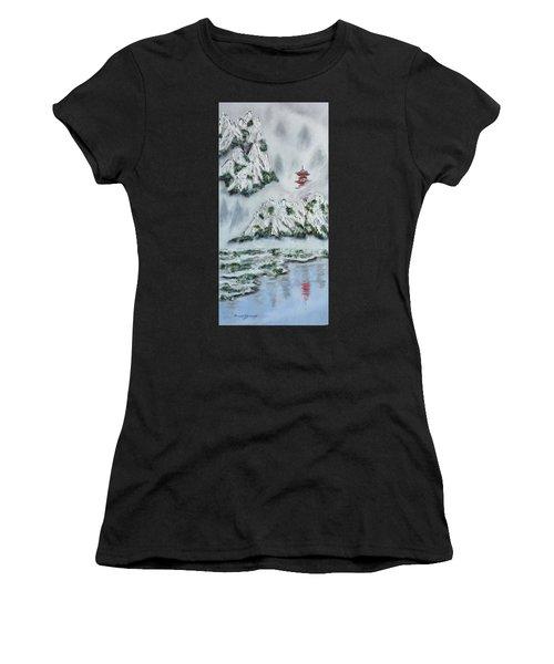 Morning Mist 1 Women's T-Shirt