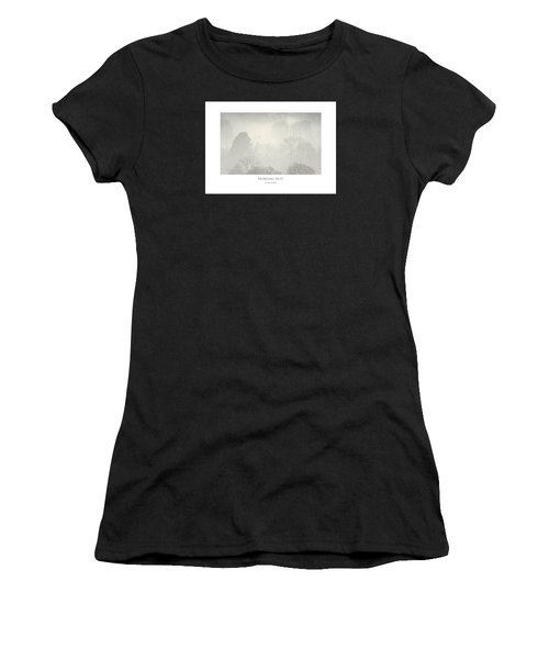 Morning Mist Women's T-Shirt