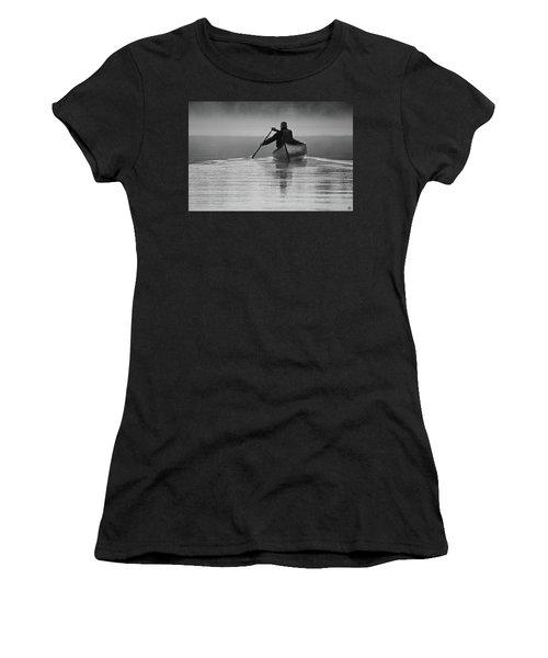 Morning Paddle Women's T-Shirt
