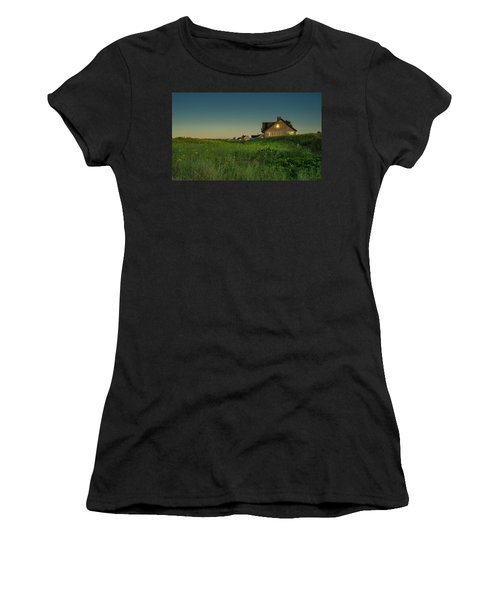 Morning Reflection Women's T-Shirt
