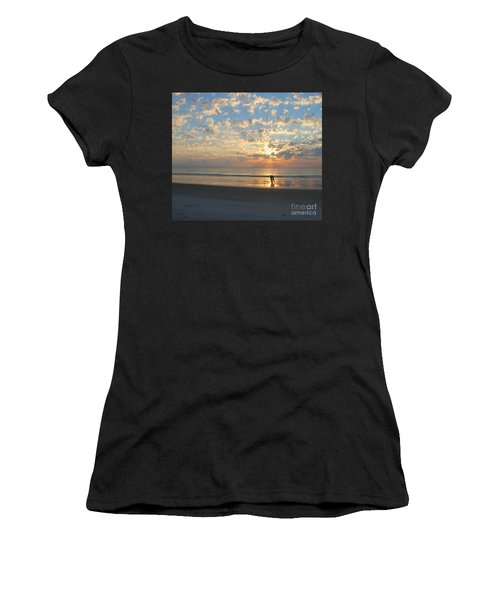 Morning Run Women's T-Shirt