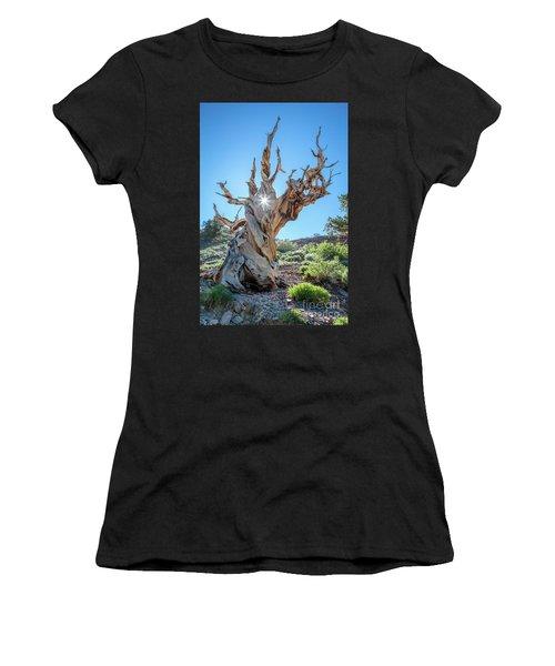 Morning Salutation Women's T-Shirt (Athletic Fit)