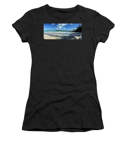 Morning Shadows Ile Des Pins Women's T-Shirt