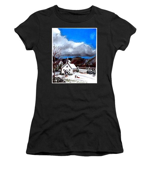 Morning Snow Ministry Women's T-Shirt