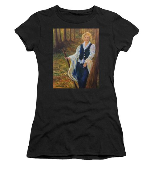 Morning Walk Women's T-Shirt