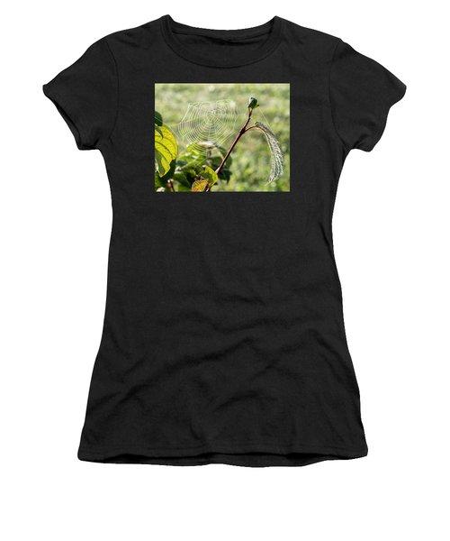 Morning Web #1 Women's T-Shirt
