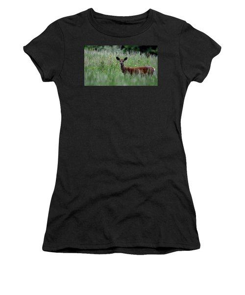 Morninng Deer Women's T-Shirt