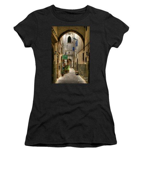 Moroccan Medina Women's T-Shirt