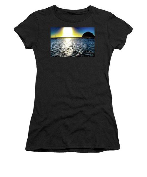 Morro Rock Women's T-Shirt