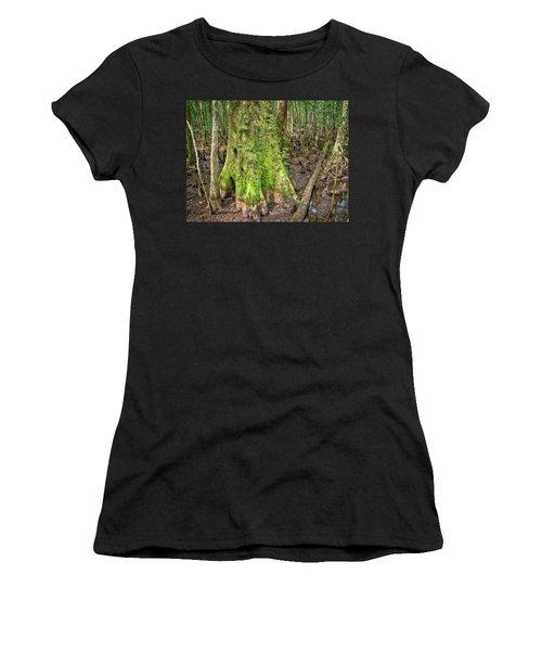 Mossy Cypress Women's T-Shirt