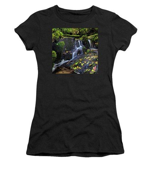 Emerald Cascades Women's T-Shirt