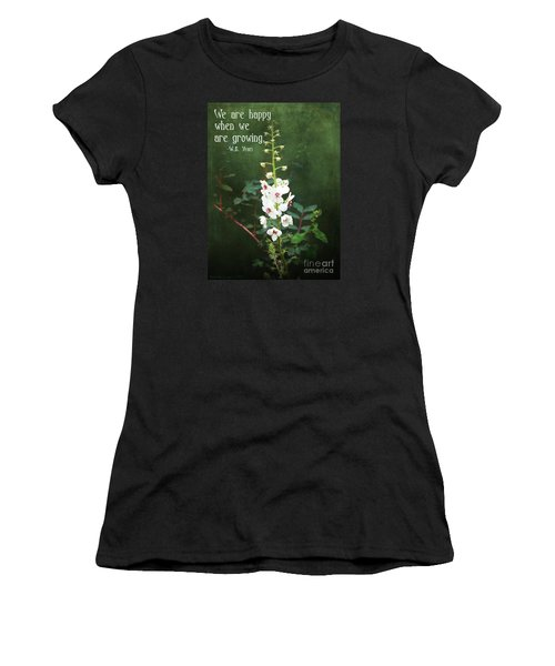 Moth Mullein Women's T-Shirt