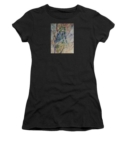 Mother Nature Women's T-Shirt (Athletic Fit)