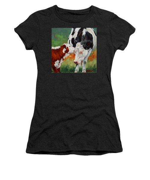 Mothers Little Helper Women's T-Shirt (Athletic Fit)