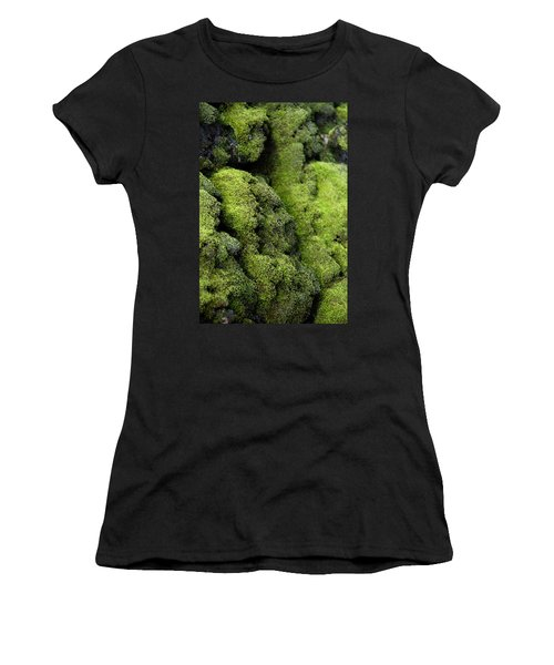 Mounds Of Moss Women's T-Shirt (Athletic Fit)