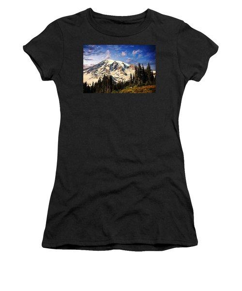 Mount Ranier Women's T-Shirt