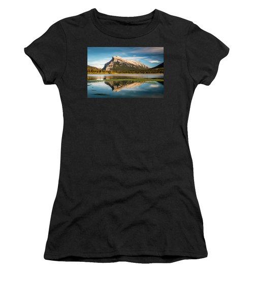 Mount Rundle Banff Women's T-Shirt