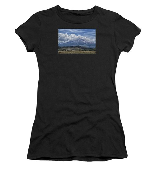 Mount Shasta 9950 Women's T-Shirt (Athletic Fit)