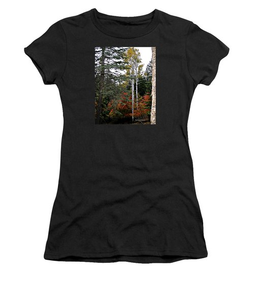 Mountain Autumn Women's T-Shirt