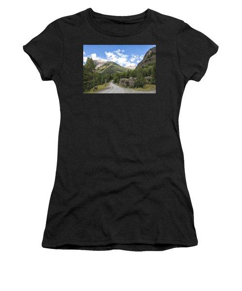 Mountain Crossroads Women's T-Shirt
